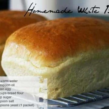 homemade bread recipe 1 1 e1589582389334