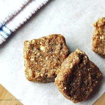 no bake cookie bars 1