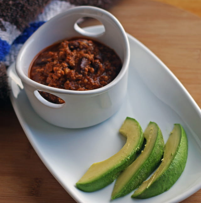 avocado chili