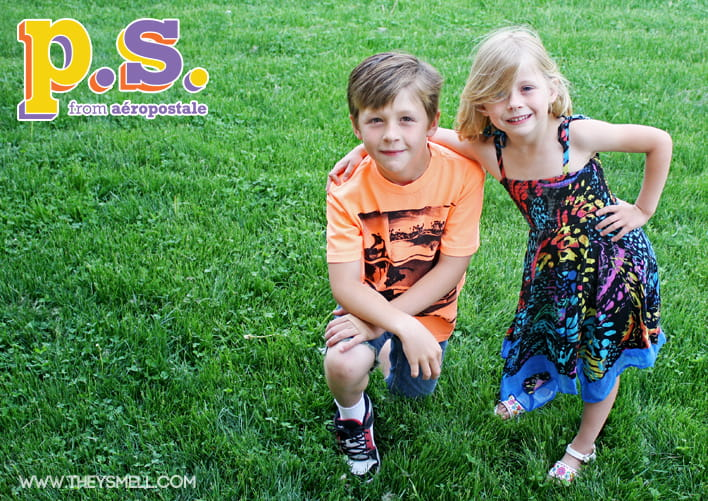 P.S. from Aéropostale kids fashion