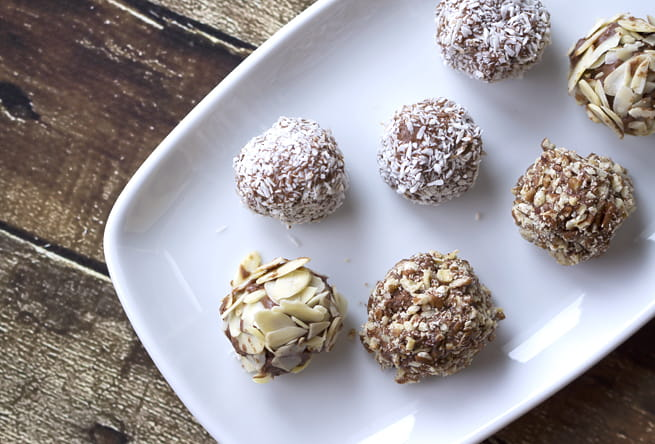 The 21-Day Sugar Detox Truffles Recipe