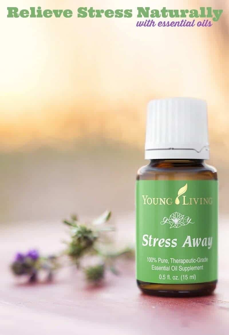 Relieve stress naturally with essential oils - essential oils can soothe the soul and offer natural relaxation.