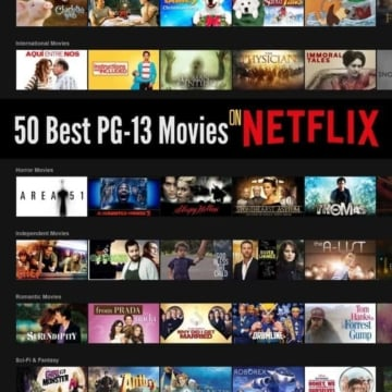 50 Best PG 13 Movies on Netflix for Tweens and Teens