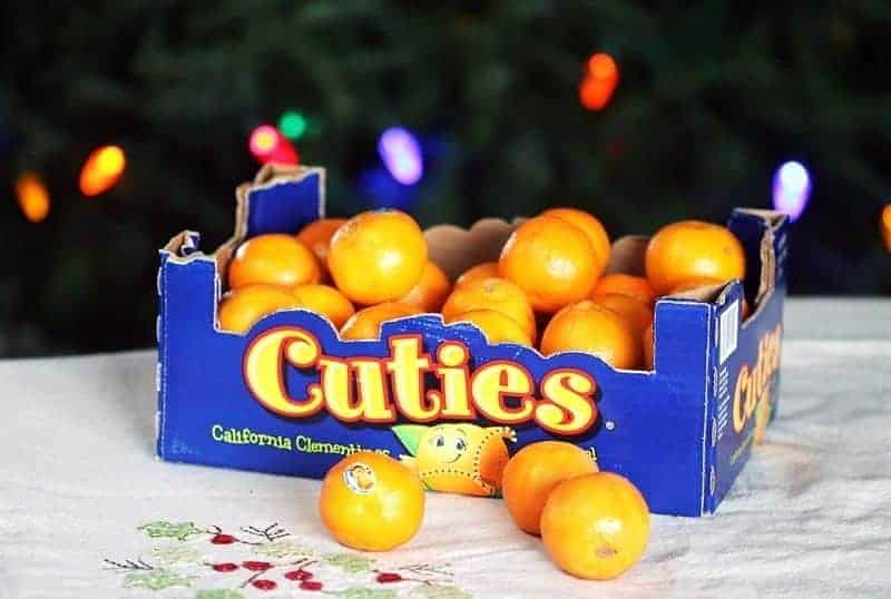 Healthier Holiday Snacking with Cuties