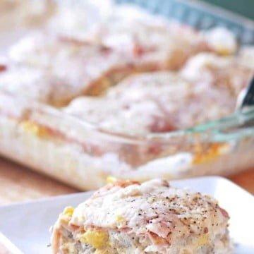 breakfast casserole 1