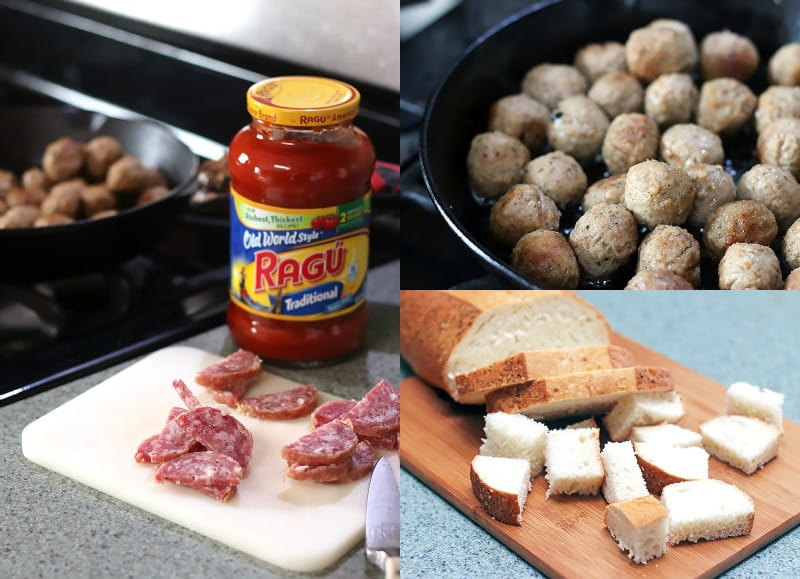 Pizza Fondue Game Day Recipe