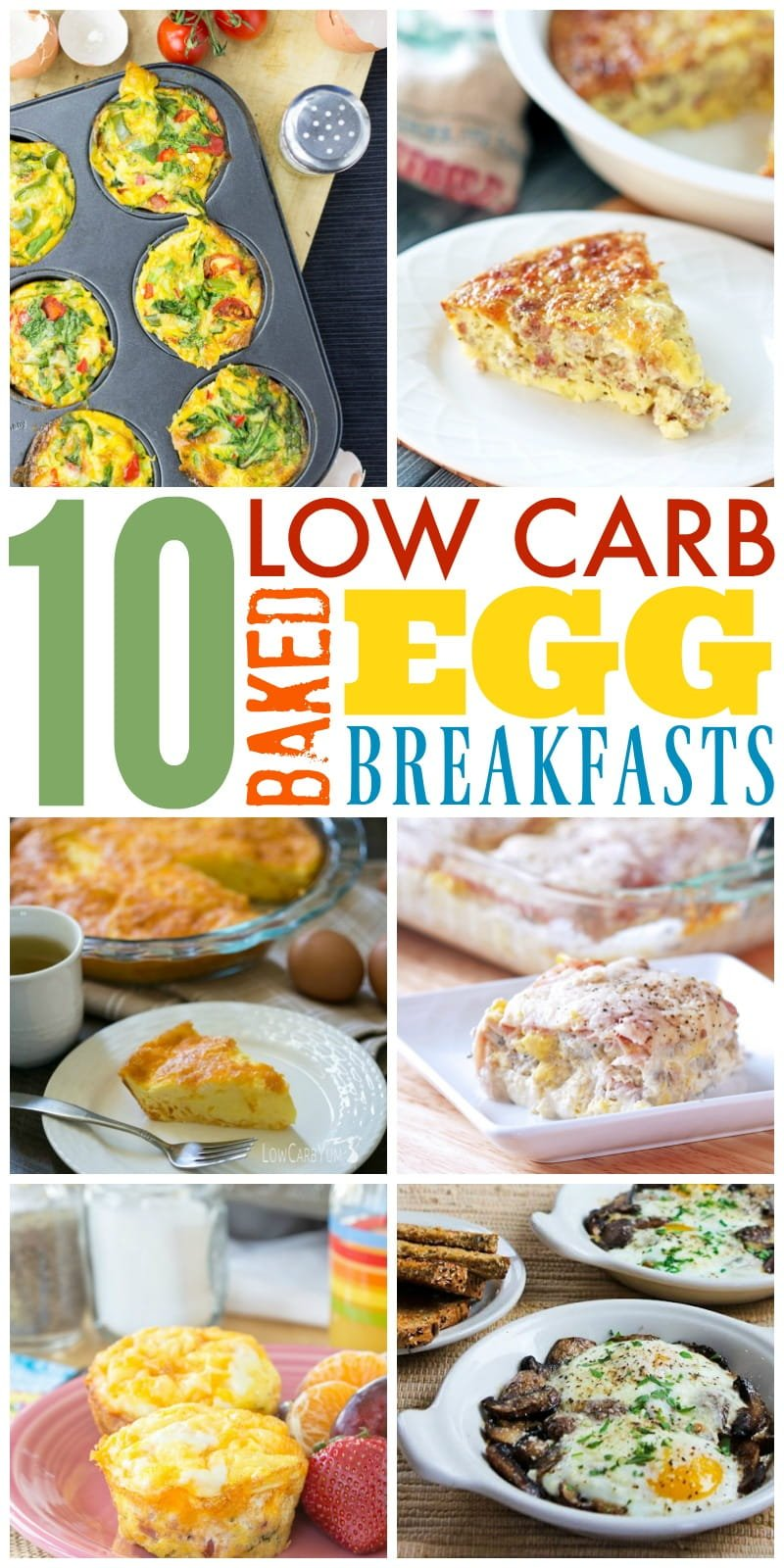 Baked Eggs 10 Low Carb Breakfast Ideas 730 Sage Street