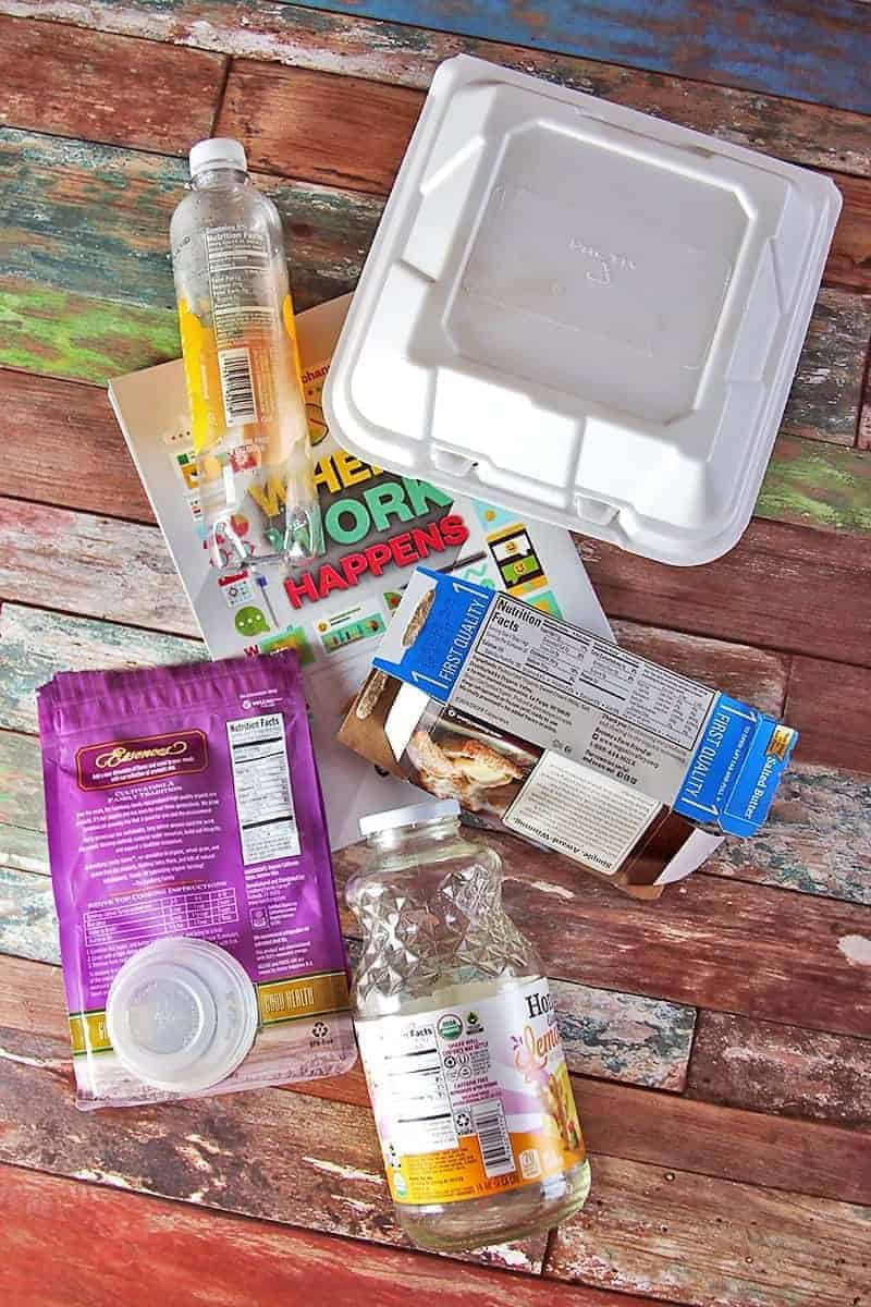 What Can I Recycle? Teaching Kids How to Recycle The Right Way. Do you recycle? have you been doing it right? Get tips and a free printable to help teach your kids to recycle the right way.