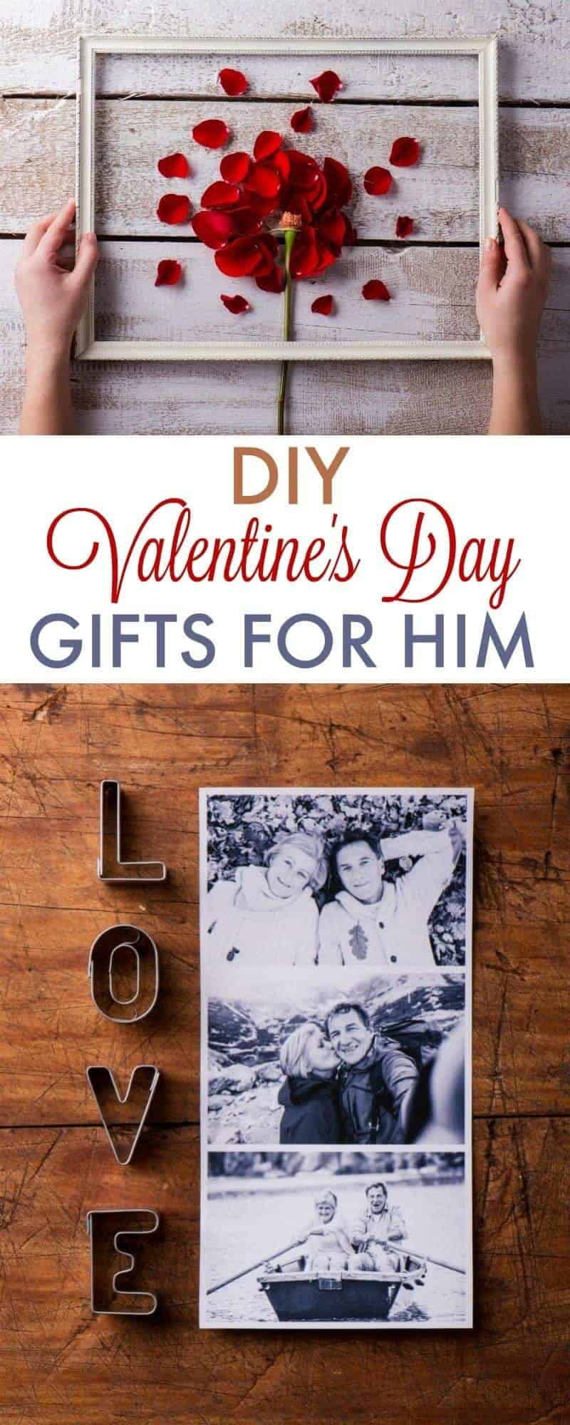 Diy Valentine S Day Gifts For Boyfriend 730 Sage Street