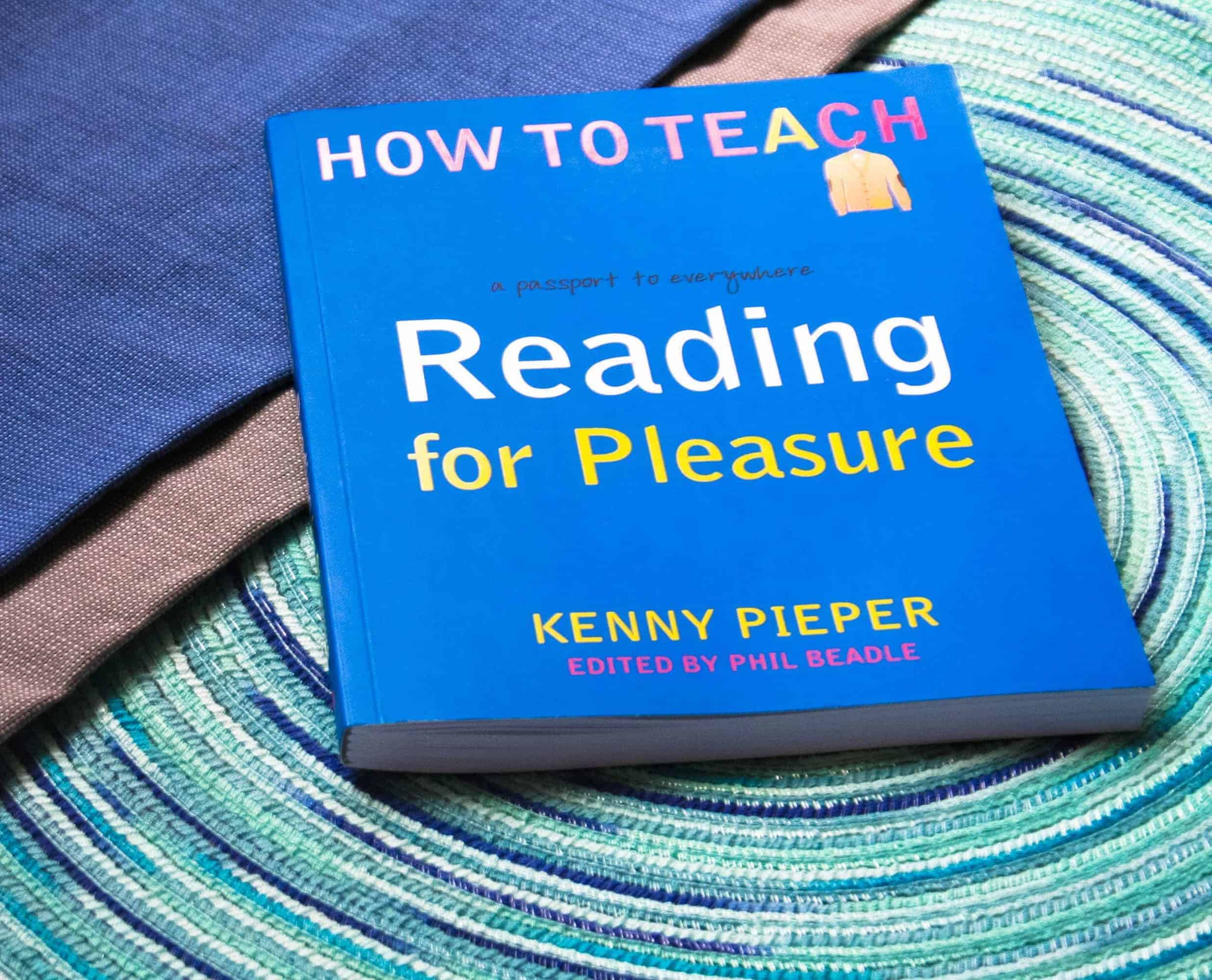 How to Teach Reading for Pleasure offers strategies and ideas to encourage a love of reading in secondary students.
