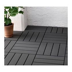 Cover that ugly balcony flooring with these stylish options and you will have the beautiful balcony you've always dreamed of.