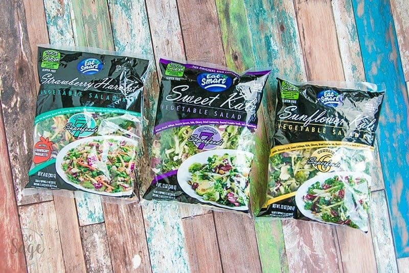 You can quickly and easily Incorporate Gourmet Salads into Your Summer Meals With Eat Smart 100% clean salad kits & Shake-Ups.