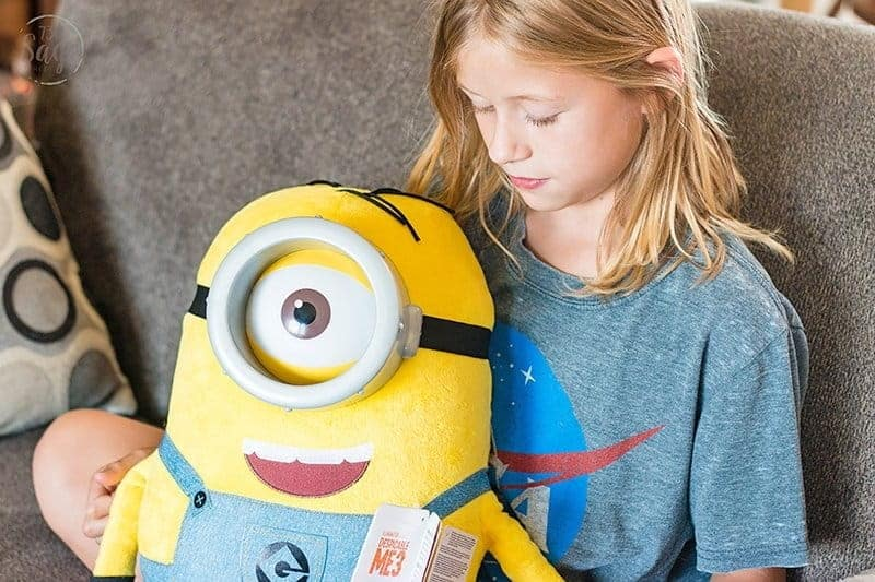 Bring Your Favorite Minion Home with Despicable Me 3 Toys from Toys''R''Us. They have a big selection of different toys featuring YOUR favorite Minion.