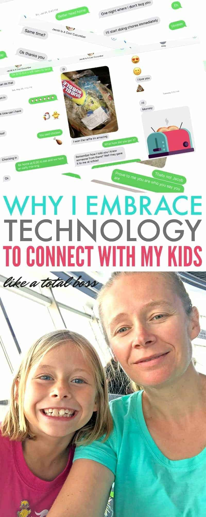 I held out for a long time! Learn why I finally embrace technology to connect with my kids and how to get the best deal in wireless so you stay on budget.