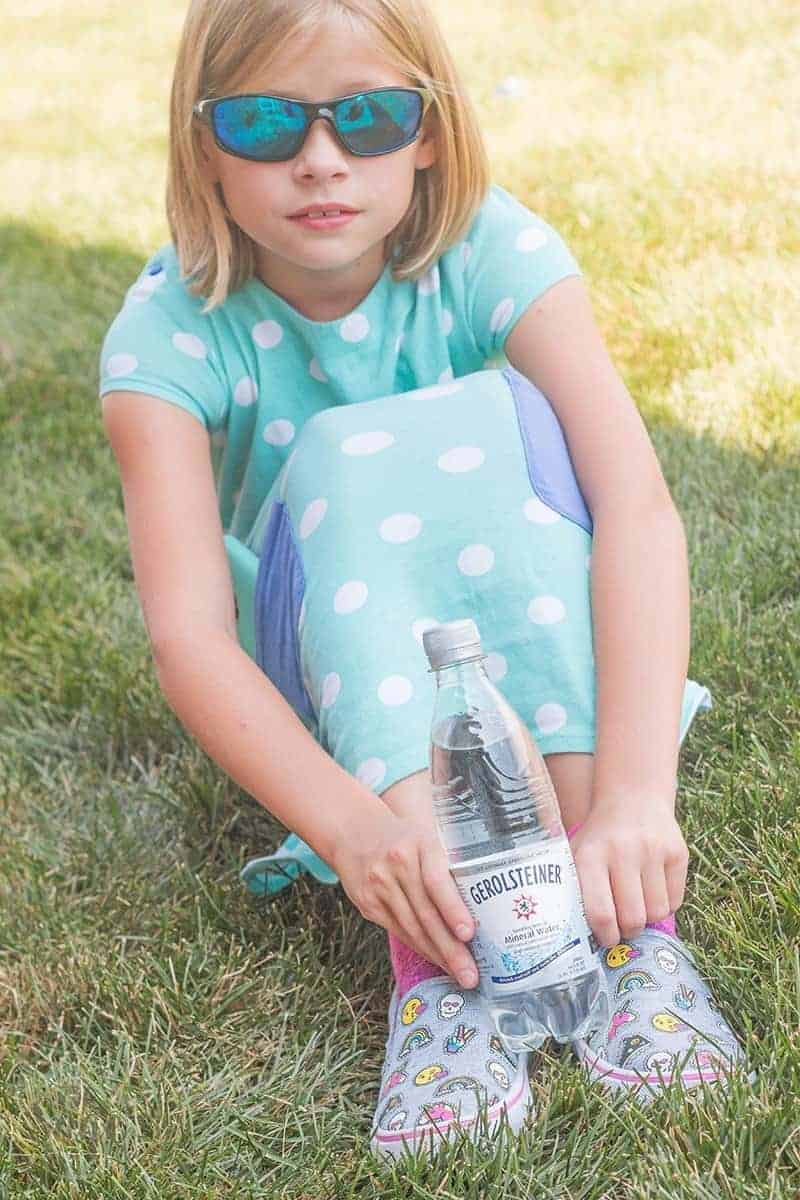 Water is an important part of a healthy life but all water isn't created equal. Read how I get my kids to drink water & learn the benefits of mineral water.