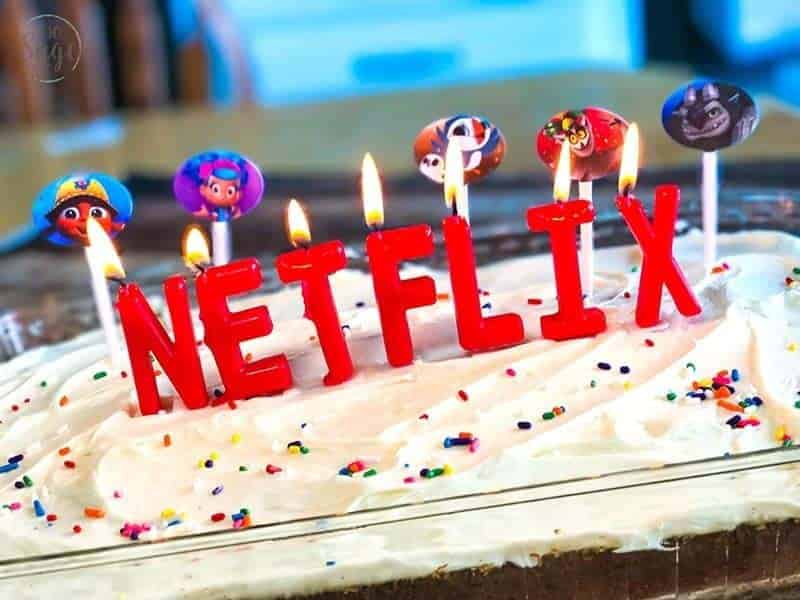 Take the pressure off and increase the fun of birthdays with this Kids Party Planner Activity Sheet & Netflix Birthdays On-Demand.