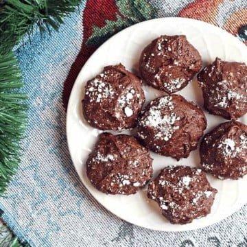 gluten free chocolate cookie