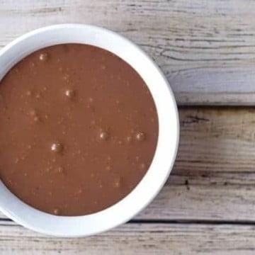 grain free pudding
