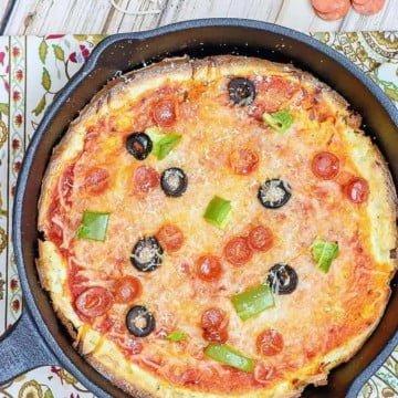 low carb pizza wm