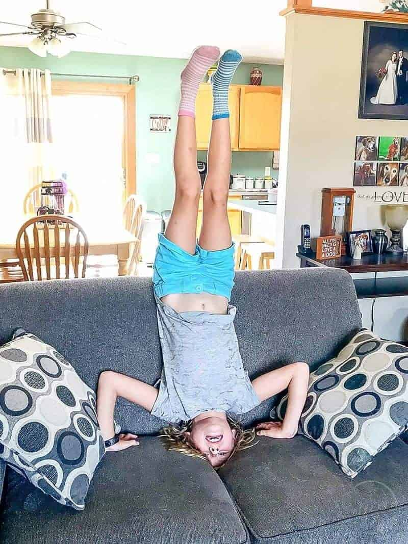With Beatrice Zinker, Upside Down Thinker, kids can learn that there are infinite upsides to being themselves. Do your best thinking upside down!