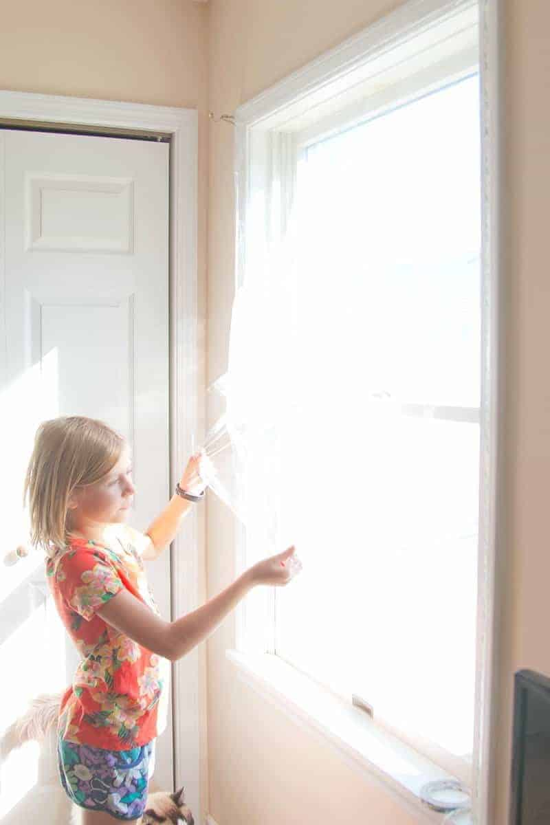 Windows & doors can be drafty and cause high heating costs. Learn how to keep drafts out of your home this winter with easy & affordable DIY solutions like socket sealers and window insulation kits.