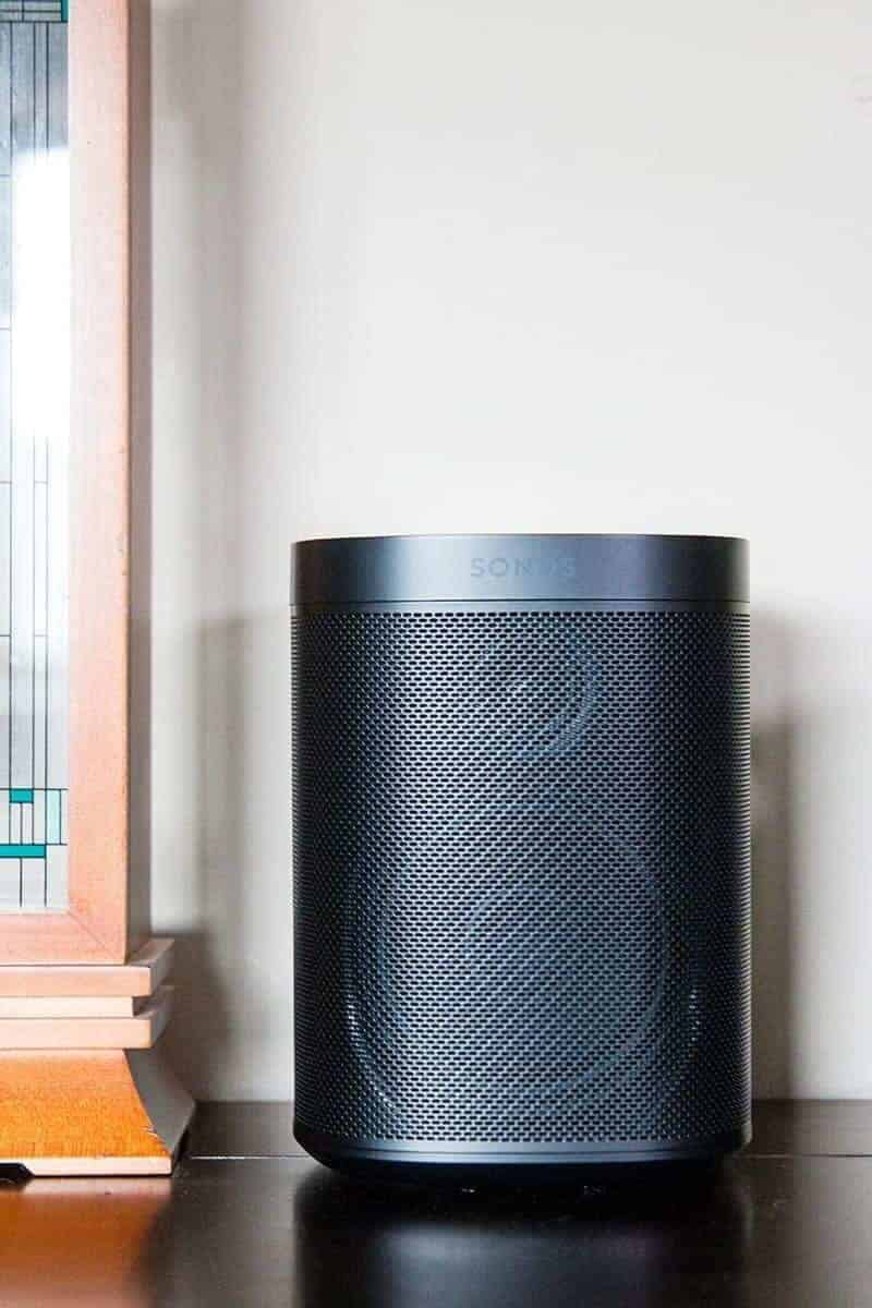 The new Sonos One with Amazon Alexa built-in is a Wi-Fi smart speaker for music lovers with superior sound available at Best Buy.