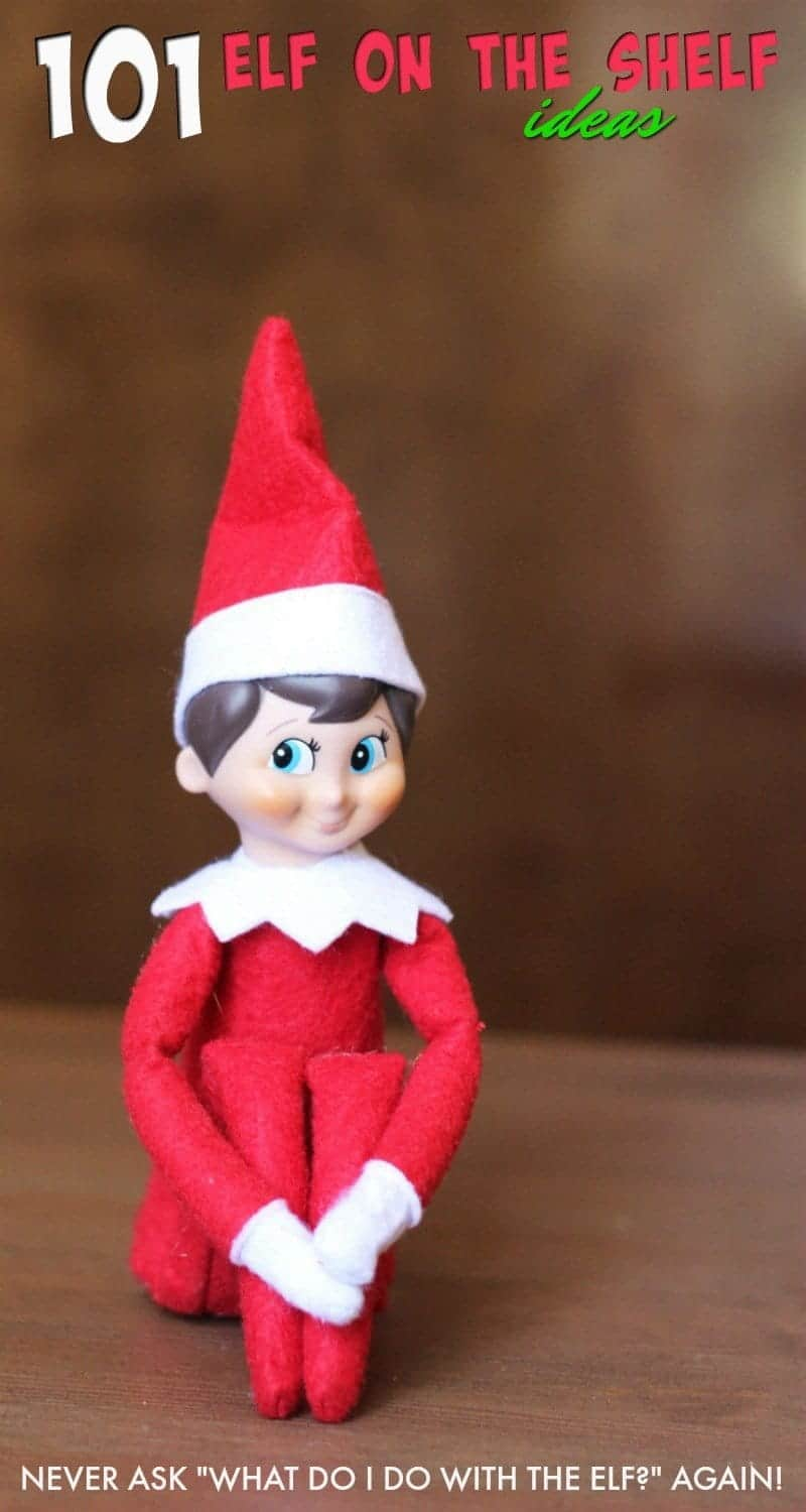 101 elf on the shelf ideas 730 sage street - Christmas elf on the shelf wallpaper ...