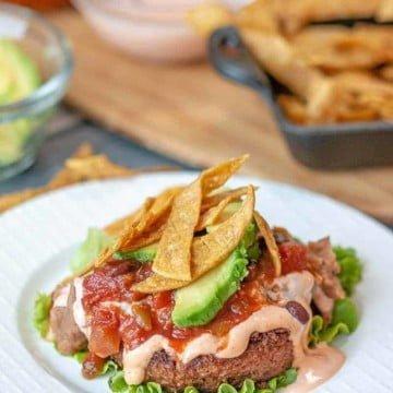 mexican burger wm
