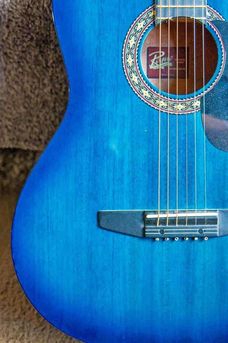 the benefits of music education blue guitar