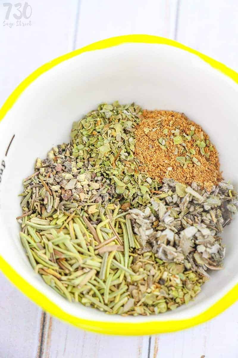 seasonings for low carb stuffing