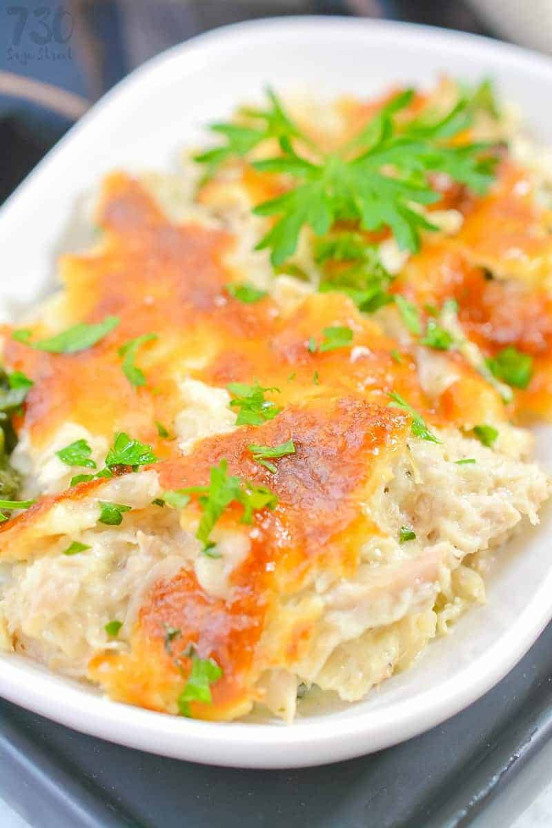 chicken and spinach casserole 5