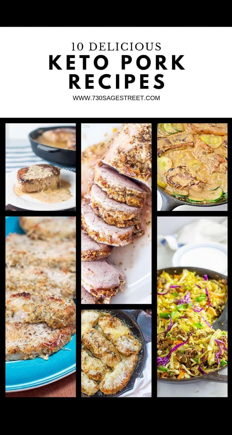 10 Delicious Keto Pork Recipes