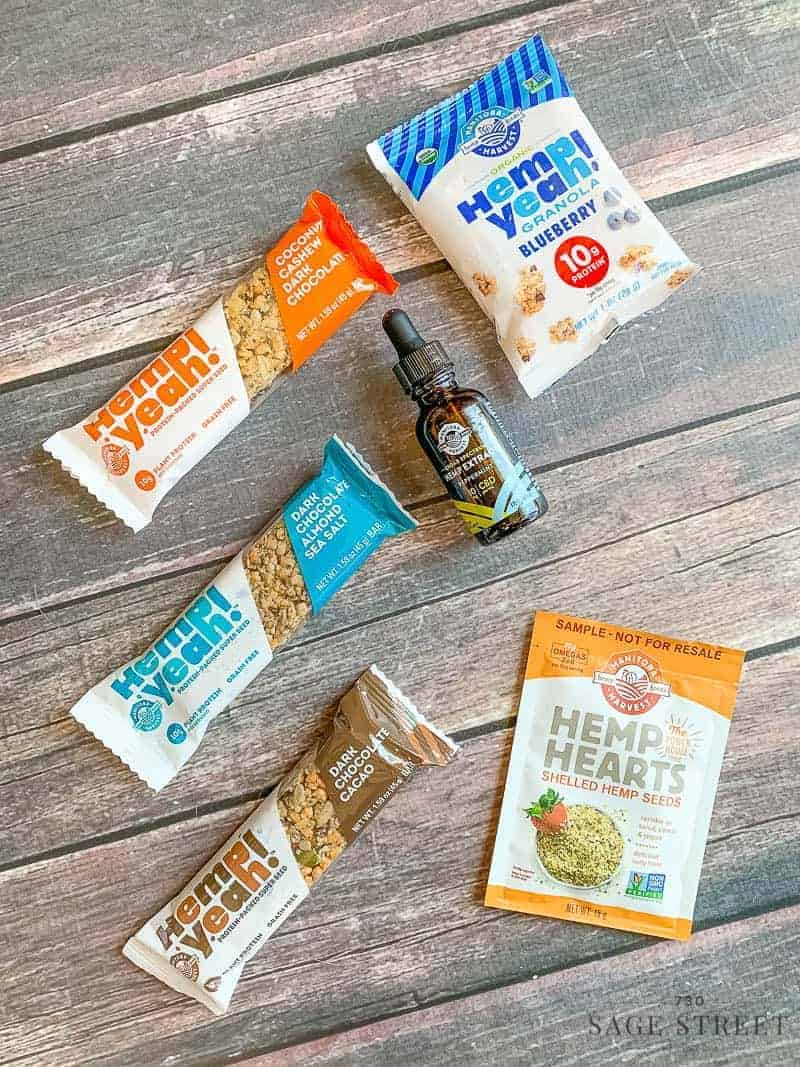 Manitoba Harvest products