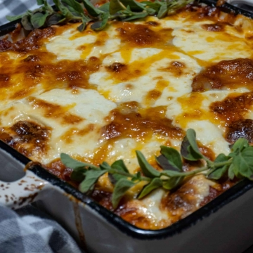 Easy Keto Lasagna with Zucchini 1 scaled
