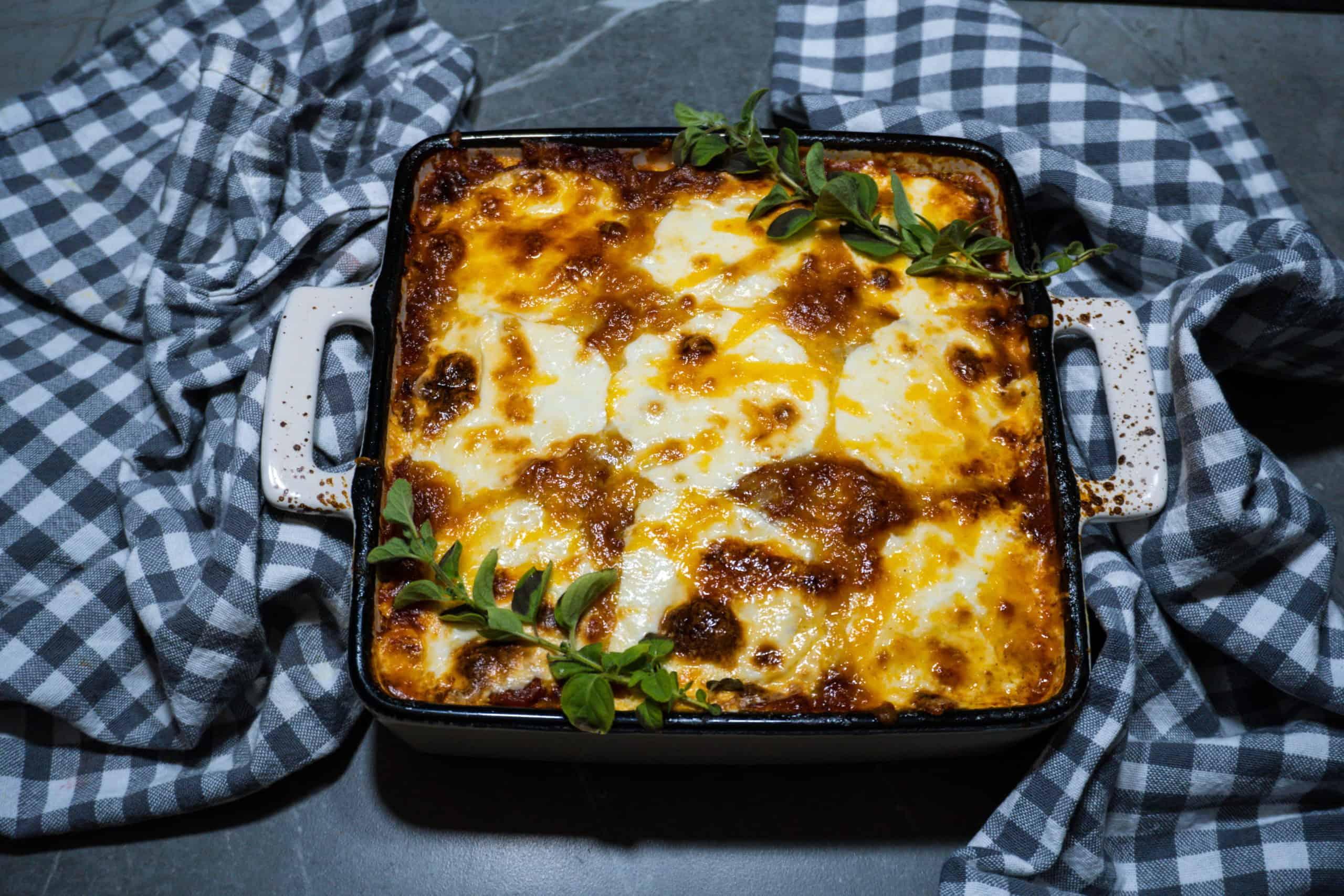 Keto Lasagna 11 scaled