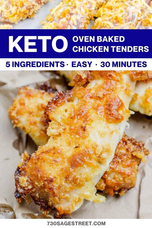 Keto Chicken Tenders